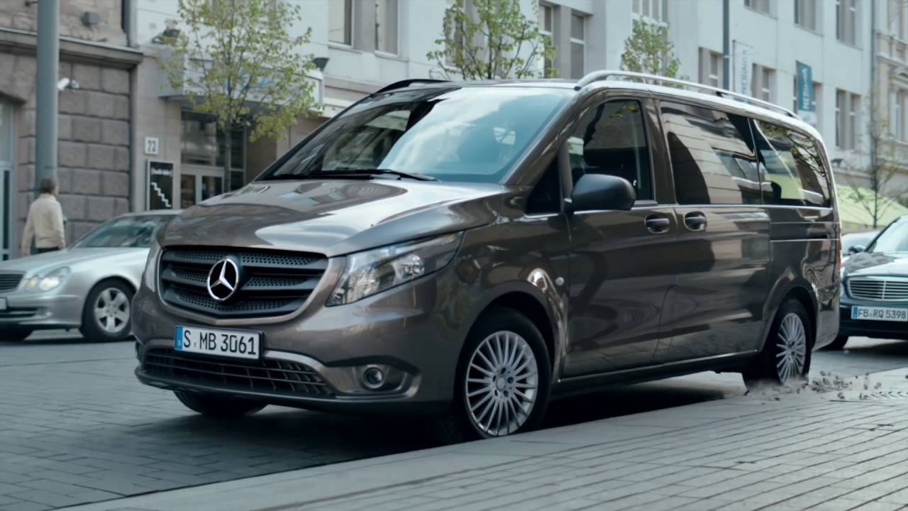 mercedes benz vito tourer for families and other challenges youtube. Black Bedroom Furniture Sets. Home Design Ideas