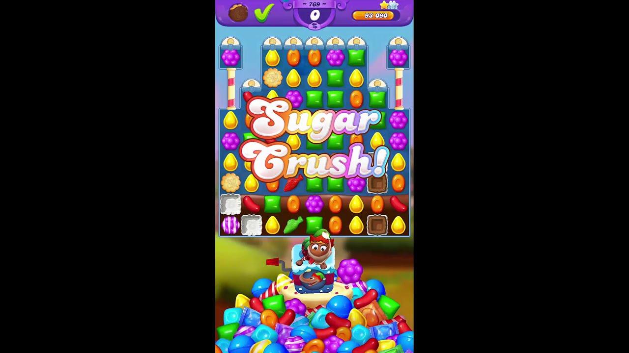 Candy Crush Friends Saga Level 769