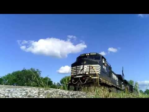 "First Norfolk Southern/Watco ""West Virginia Secondary Revival"""