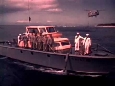 OPERATION SUNSHINE | SECRET U.S. SUBMARINE ARCTIC EXPLORATION MISSION - USS NAUTILUS