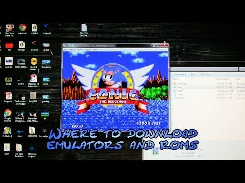 Best Websites To Download Emulators and Roms