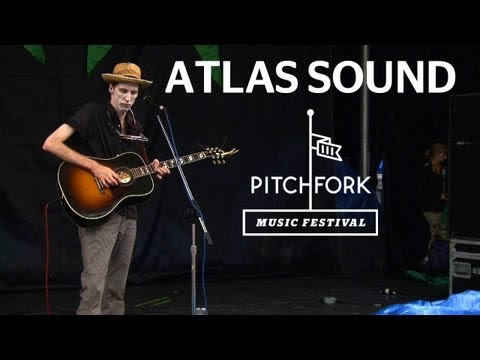 """Atlas Sound Performs """"Amplifiers"""" At Pitchfork Music Festival 2012"""