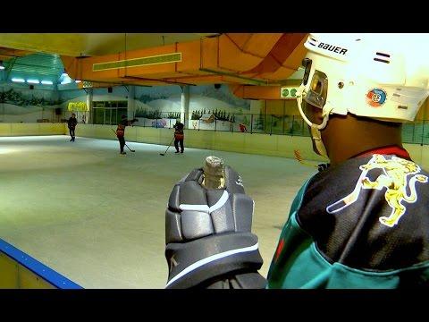 Kenya Ice Skating - BBC News