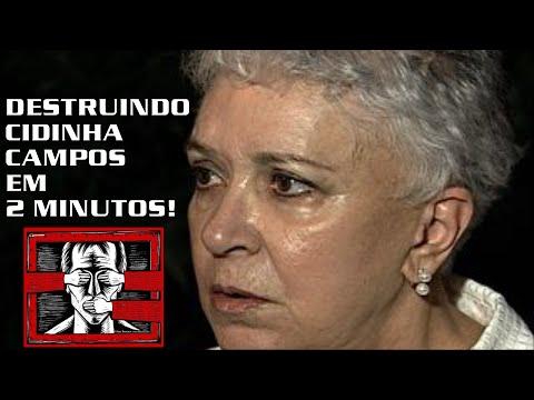 Destruindo Cidinha Campos em 2 minutos!