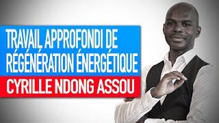 Séminaire : Travail approfondi de régénération énergétique (Cyrille Ndong Assou)