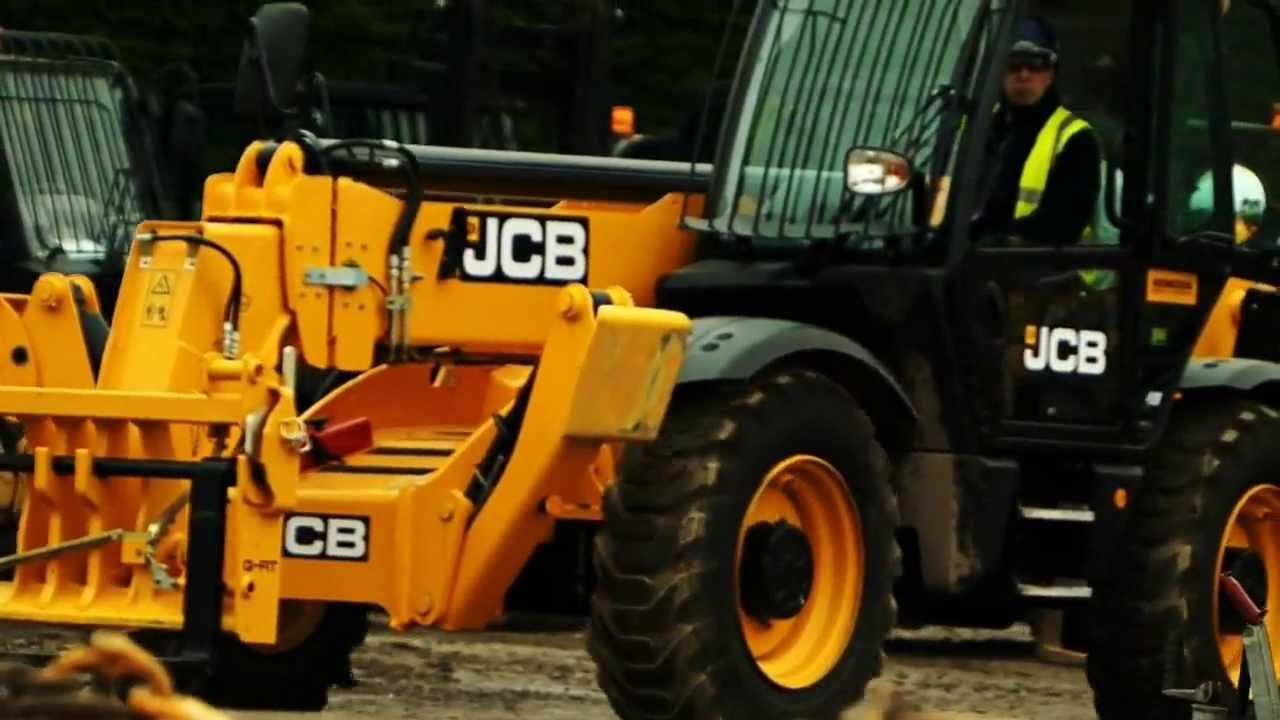 JCB Livelink Customer Support Service
