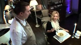 «Новая Российская кухня». Телепрограмма «РестОраны» на канале «Санкт-Петербург» Новый формат.
