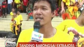 Extrajoss gelar festival barongsai Se-Indonesia - iNews Petang 13/02
