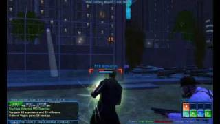 City of Heroes Ultimate Tank S2 Ep1 The Architect/The Return