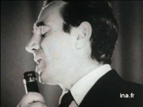 Charles Aznavour  à l'Olympia 1963 - Et Pourtant