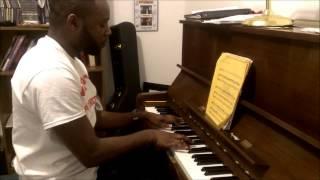 Usher help me-Instrumental Piano