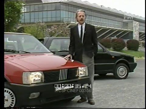 Giancarlo Baghetti prova per voi FIAT Uno Turbo i.e. (Alboreto / Alén) \ 1985 \ ita