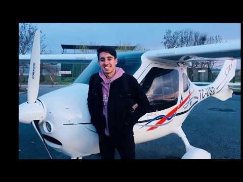 İLK UÇUŞUM - FIRST FLIGHT (UÇUŞ...