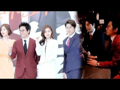"【Drama】KBS ""Neighborhood Lawyer Jo Deul Ho"" 동네변호사 조들호 Press Conference   Park Shin Yang 박신양 (cut)"