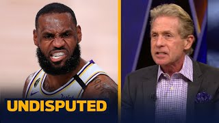 LeBron just won his 4th Ring with Nuggets eliminating the Clippers — Skip | NBA | UNDISPUTED