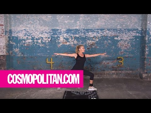 Tracy Anderson Full-Body Workout | Cosmopolitan