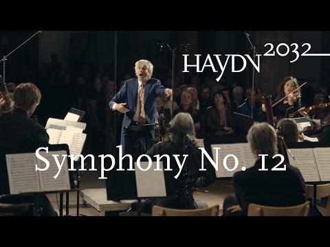Haydn Symphony No. 12   Giovanni Antonini   Il Giardino Armonico (Haydn2032 live)