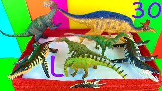 New Dinosaur Toy Collection Kids Dinosaur Prehistoric Creatures Kids Toy Review