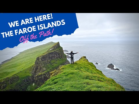 THINGS TO SEE in the Faroe Islands - This island is AMAZING!
