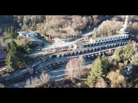 Consonno Città Fantasma ed Ecomostro in Volo con il Drone by Mavic Ghost City