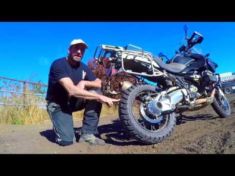 Motoz Tractionator Adventure & GPS Tire Review