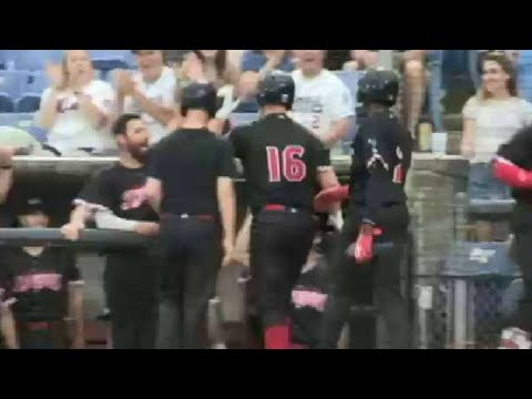 Binghamton's Alonso crushes two-run homer