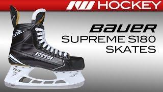 Bauer Supreme S180 Skate Review