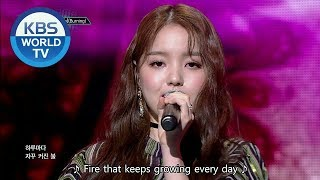 Rothy - Burning | 로시 - 버닝 [Music Bank / 2018.09.14]