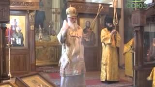 День иконы «Неопалимая Купина» в Ташкенте