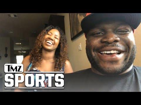 UFCs Derrick Lewis  Sex Bans Over, But Im Too Hurt to Bang!  TMZ Sports