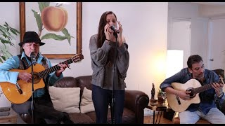Fix You by Coldplay | Acoustic Cover - Alyssa Joanlanne feat. Rafael Cintron & Philipe Cortes