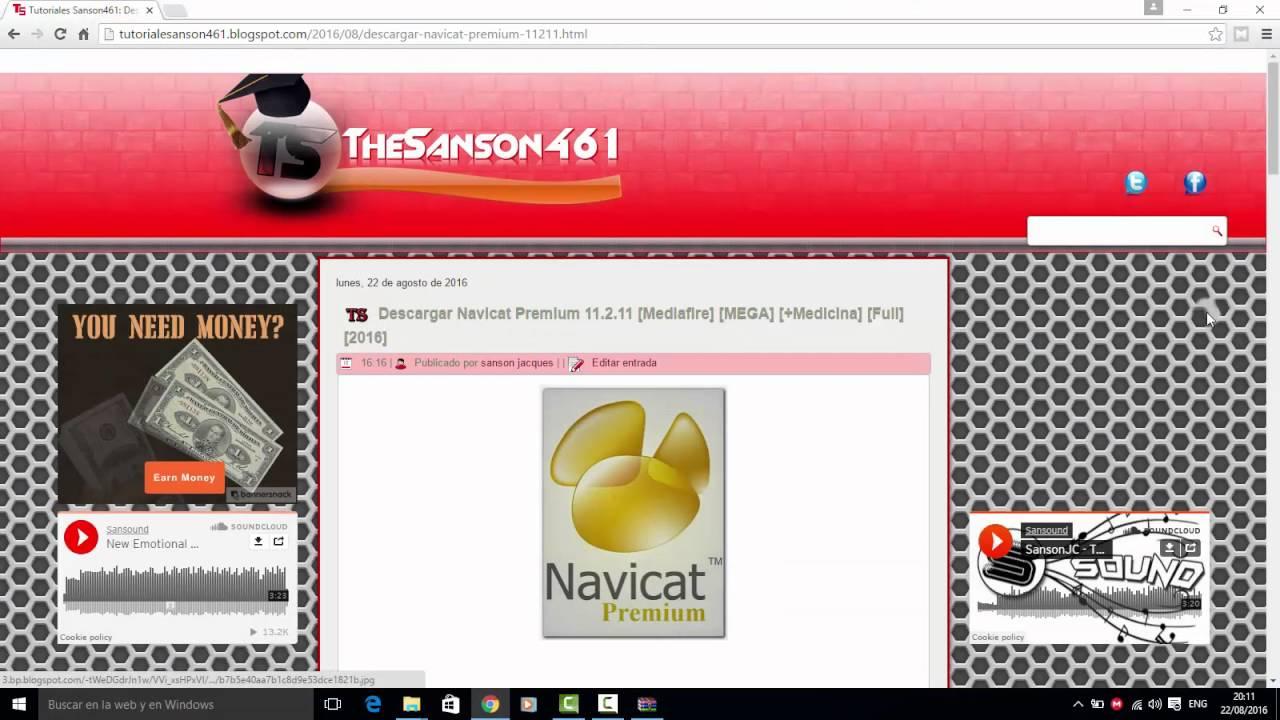 navicat premium serial key 2016