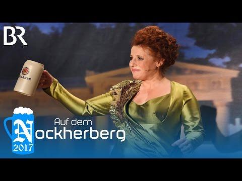 Nockherberg 2017 Fastenpredigt der Mama Bavaria Luise Kinseher