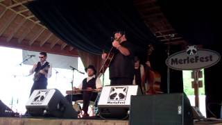 In the breeze - I wish I had a nickel - Merlefest 2012