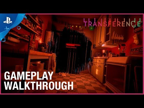 Transference - Gamescom 2018: Gameplay Walkthrough Trailer | PS4, PS VR
