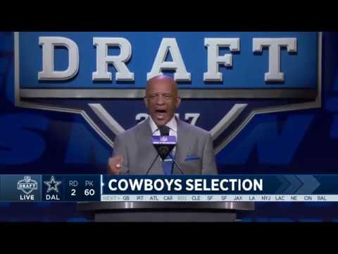 Cowboys Legend Drew Pearson rips Eagle fans in Philly NFL Draft Dallas Cowboys