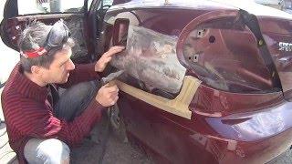 Кузовной ремонт Киа.Часть1(, 2016-04-07T14:00:11.000Z)
