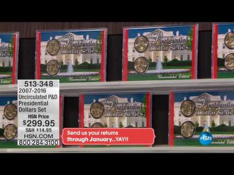 HSN | Coin Collector Gifts 10.26.2016 - 07 PM