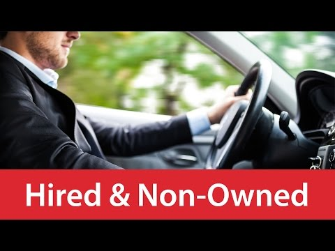 Hired & Non-Owned Auto Insurance   Insurance In 60 Seconds