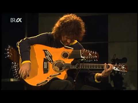 Pat Metheny With Charlie Haden - Into The Dream (Improvisation On The Picasso Guitar)