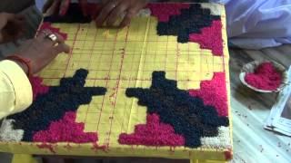 How To Make Sarwato Mandal Devta in Lakshmi Puja