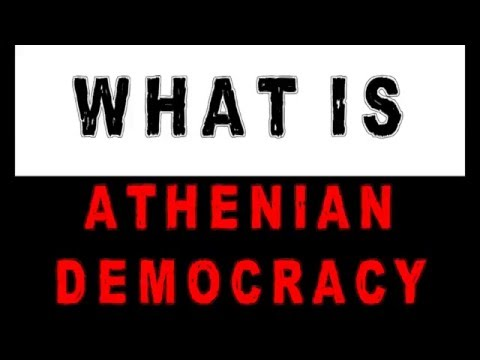 What is Athenian Democracy