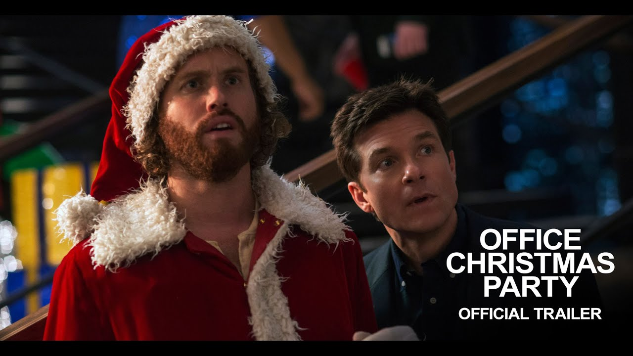 office christmas party trailer 2016 paramount pictures youtube - 12 Dates Of Christmas Trailer