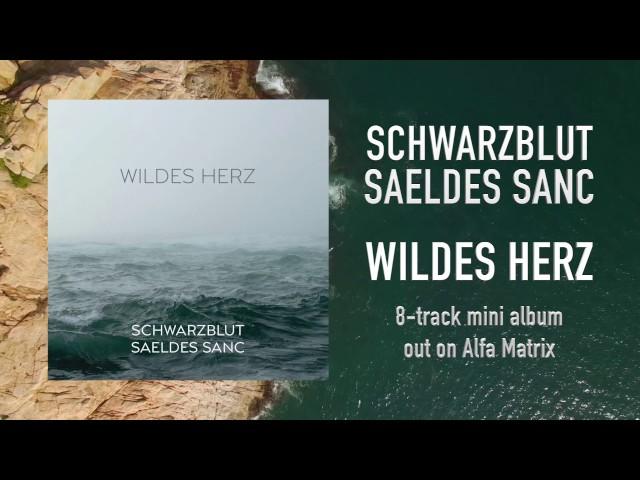 Schwarzblut & Saeldes Sanc   Wildes Herz mini-album trailer