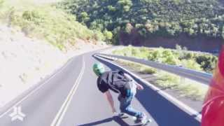 """Freebord: """"Contour Downhill Chase"""""""