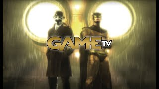 Game TV Schweiz Archiv - GameTV KW37 2009 | Watchmen: The End Is Nigh | Batman: Arkham Asylum