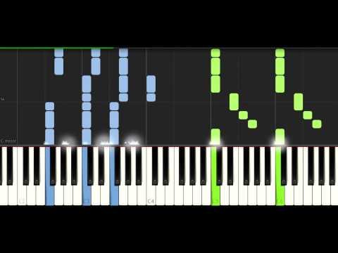 Tobu - Infectious - PIANO TUTORIAL