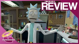 Rick and Morty: Virtual Rick-Ality Review: Wubba Lubba Dub Dub!