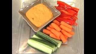 Making Chipotle Hummus With Dalia Ceja
