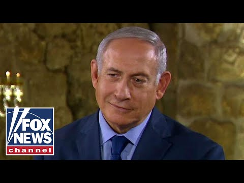 Preview: Netanyahu talks anniversary of US embassy decision